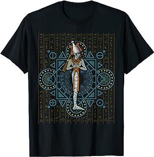 オシリス古代エジプトの神 Tシャツ