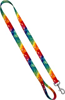 tie dye dog leash
