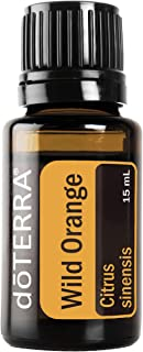 doTERRA, Wild Orange, Citrus sinensis, Pure Essential Oil, 15ml