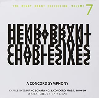 Henry Brant Collection 7: Concord Symphoney
