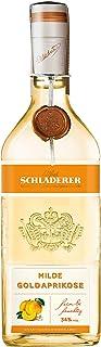 Schladerer Milde Goldaprikose, feiner Digestif aus dem Schwarzwald, mild und süßfruchtig aus sonnengereiften Aprikosen 1 x 0.7 l
