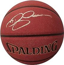 Ray Allen Boston Celtics UCONN Autographed NBA Authentic Signed Basketball JSA COA 2