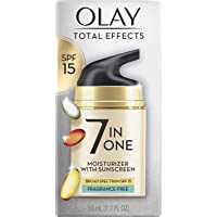 Deals on Olay Total Effects 7 in 1 Fragrance Free, 1.7 oz