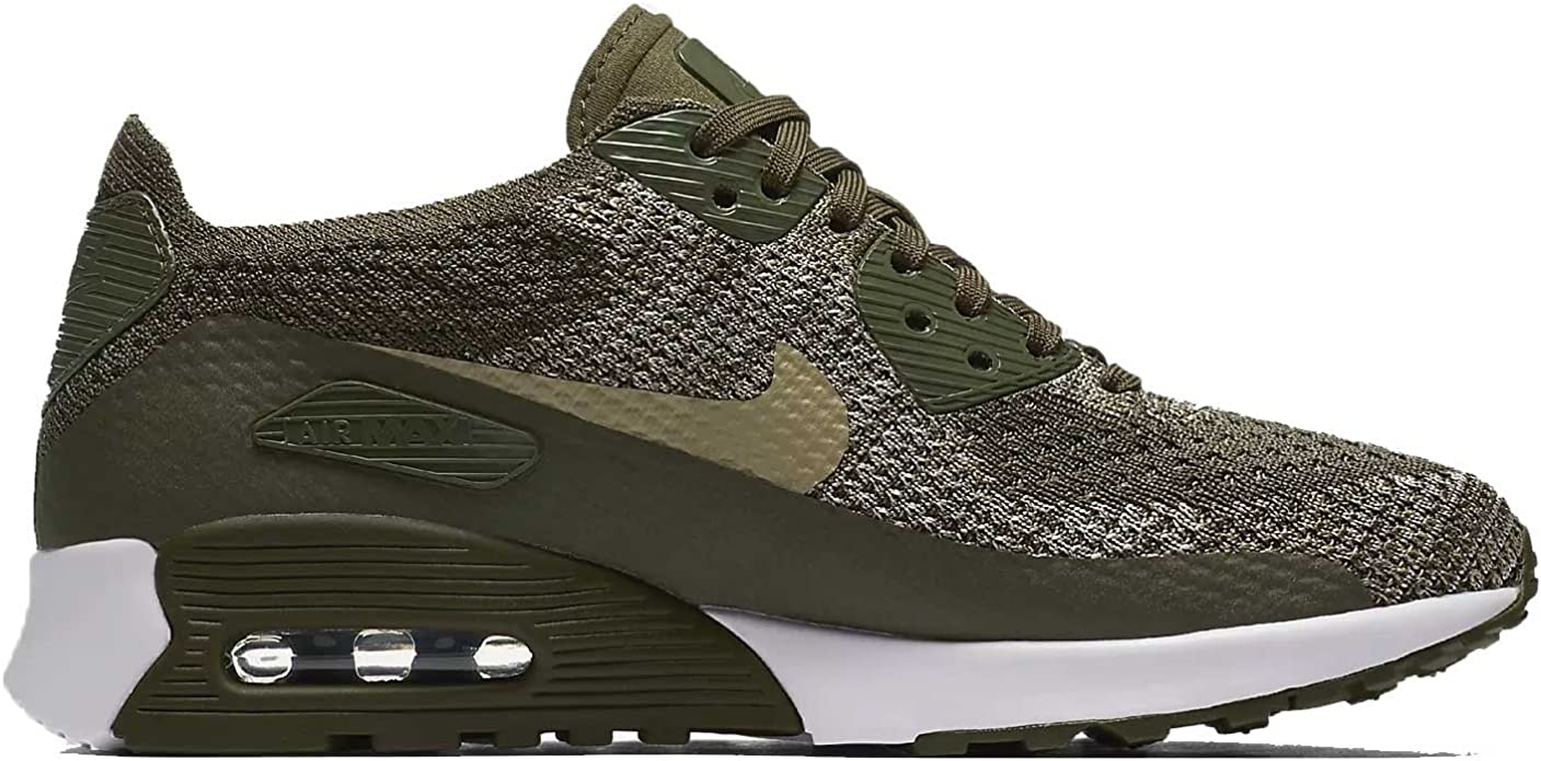 NIKE881109-300 - Nike Pour femmes Air Max 90 Ultra 2.0 Flyknit ...