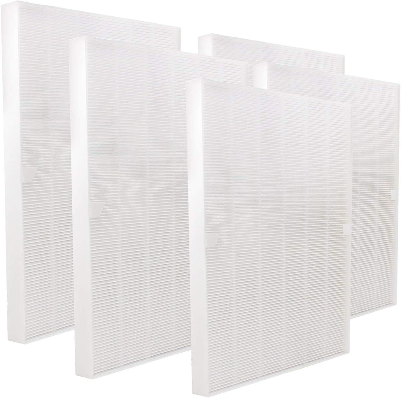 LifeSupplyUSA Ranking TOP3 Fees free 5-Pack HEPA Filter Replacement W with Compatible