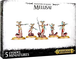 Games Workshop Warhammer Age of Sigmar Daughters of Khaine Melusai