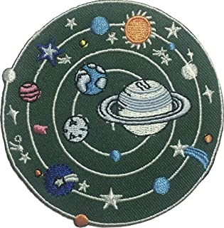 C&D Visionary P-DSX-4818 DSX Solar System Patch Multi Color