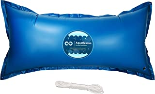 Aquabeacon 4' X 8 Durable Above Ground Pool Winter Pillow .4mm Thick and Cold-Resistant
