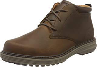 Skechers Mid Top Lace Up Boot, Botas Cortas al Tobillo Hombre