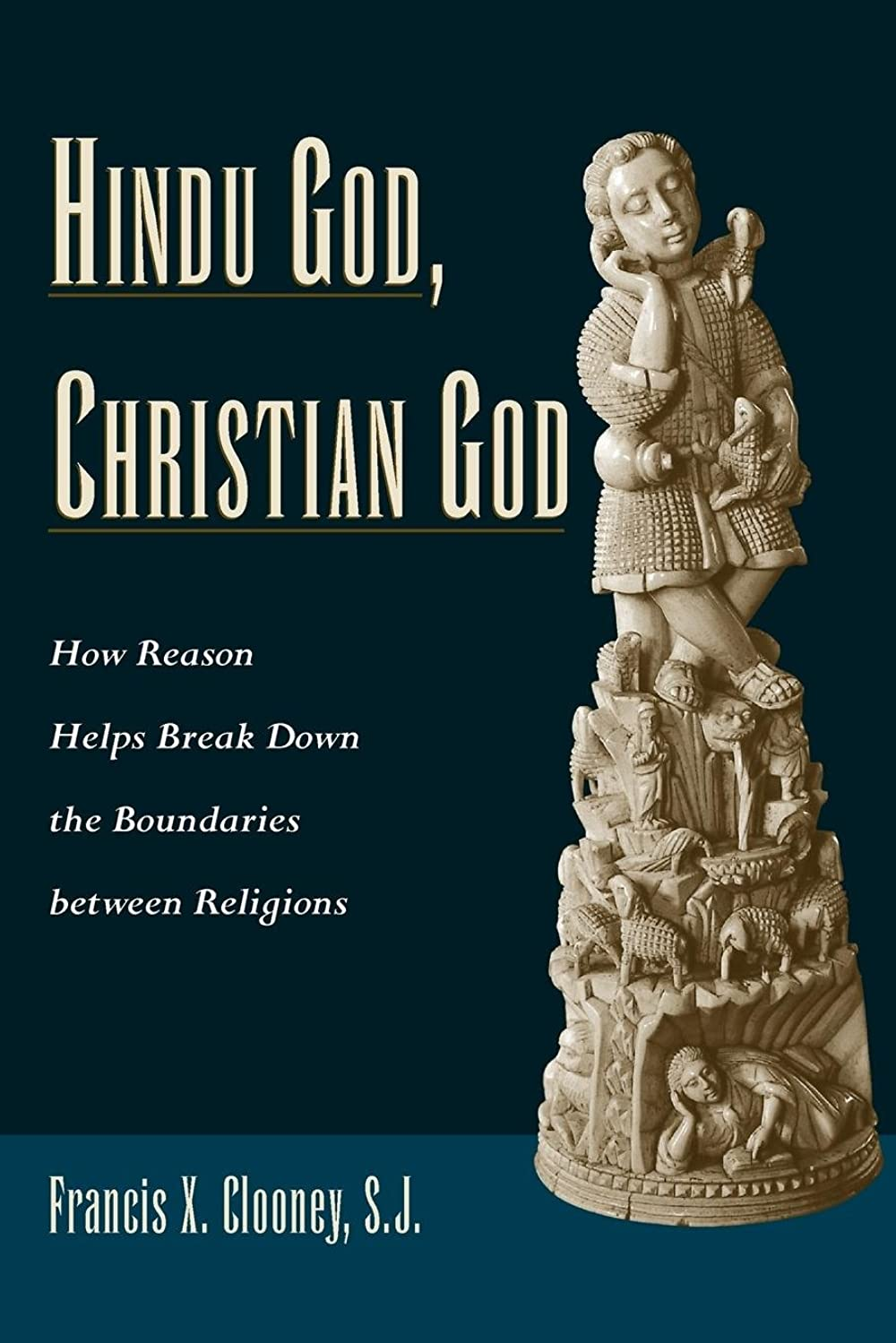 カートン旅行代理店温室Hindu God, Christian God: How Reason Helps Break Down the Boundaries Between Religions