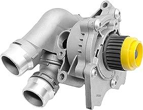 Aluminum Water Pump for Audi A3 A4 TT VW Tiguan Jetta Golf GTI Eos Beetle CC 2.0T TSI