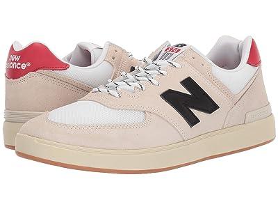 New Balance Numeric Topo Designs x New Balance All Coasts (Tan) Skate Shoes