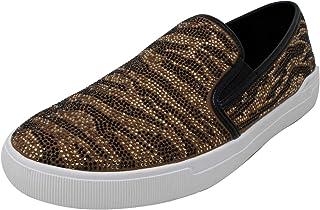 ALDO Women's Alvord Ankle High Slip On Shoes M 10.5 Gold