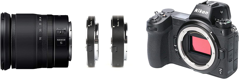 Kenko Hd Dgx 1 4x Telekonverter Für Nikon F Bajonett Kamera
