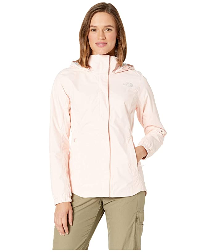 The North Face Resolve Parka II (Pink Salt) Women