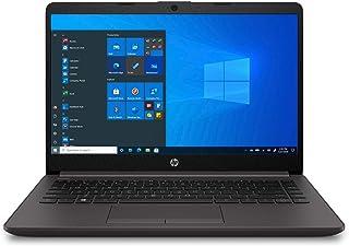 "HP 240 G8 - Ordenador portátil de 14"" FullHD (Intel Celeron 4020, 8GB RAM, 256GB SSD, Windows 10 Home) Negro - Teclado QWE..."