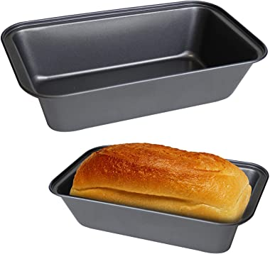 TAG3 ® Bread Loaf Cake Baking Non Stick Pan Mould Rectangle Shape Heavy Gauge Tin
