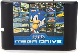 Lelinta 112en 1ou 820en 1NES Super Jeux Multi Chariot Universel Rétro Cartouche de Jeu Vidéo pour Sega