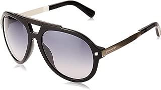 Nero Lucido//Fumo Tom Ford FT0602 001 52 Montures de lunettes Noir Mixte Adulte