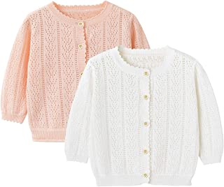 NWT Gymboree Newborn Baby Girl FOREST SPROUTS Scallop Cardigan 18-24