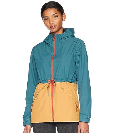 Burton Narraway Jacket (Balsam/Camel) Women