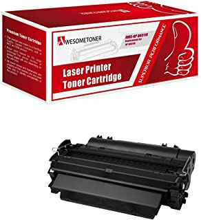 Awesometoner Remanufactured Replacement Laser Toner Cartridge for Hewlett Packard Q6511X (HP 11X) High-Yield Black