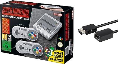 Nintendo Super Entertainment System SNES Classic Edition Câble d'extension 1,8 m