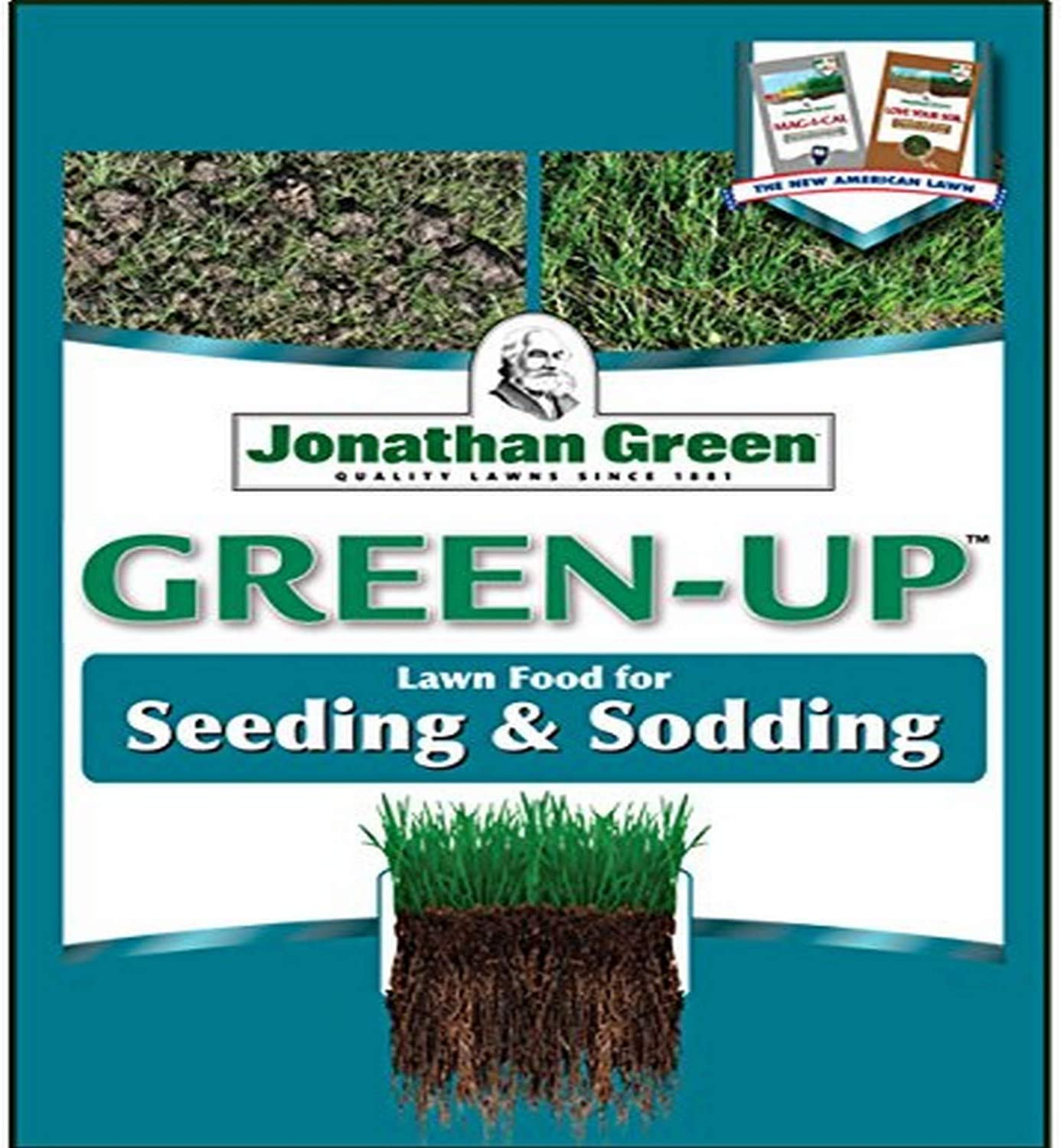 Jonathan Green Sons 11543 Sodding 12-18-8 Seeding OFFicial shop Up Some reservation