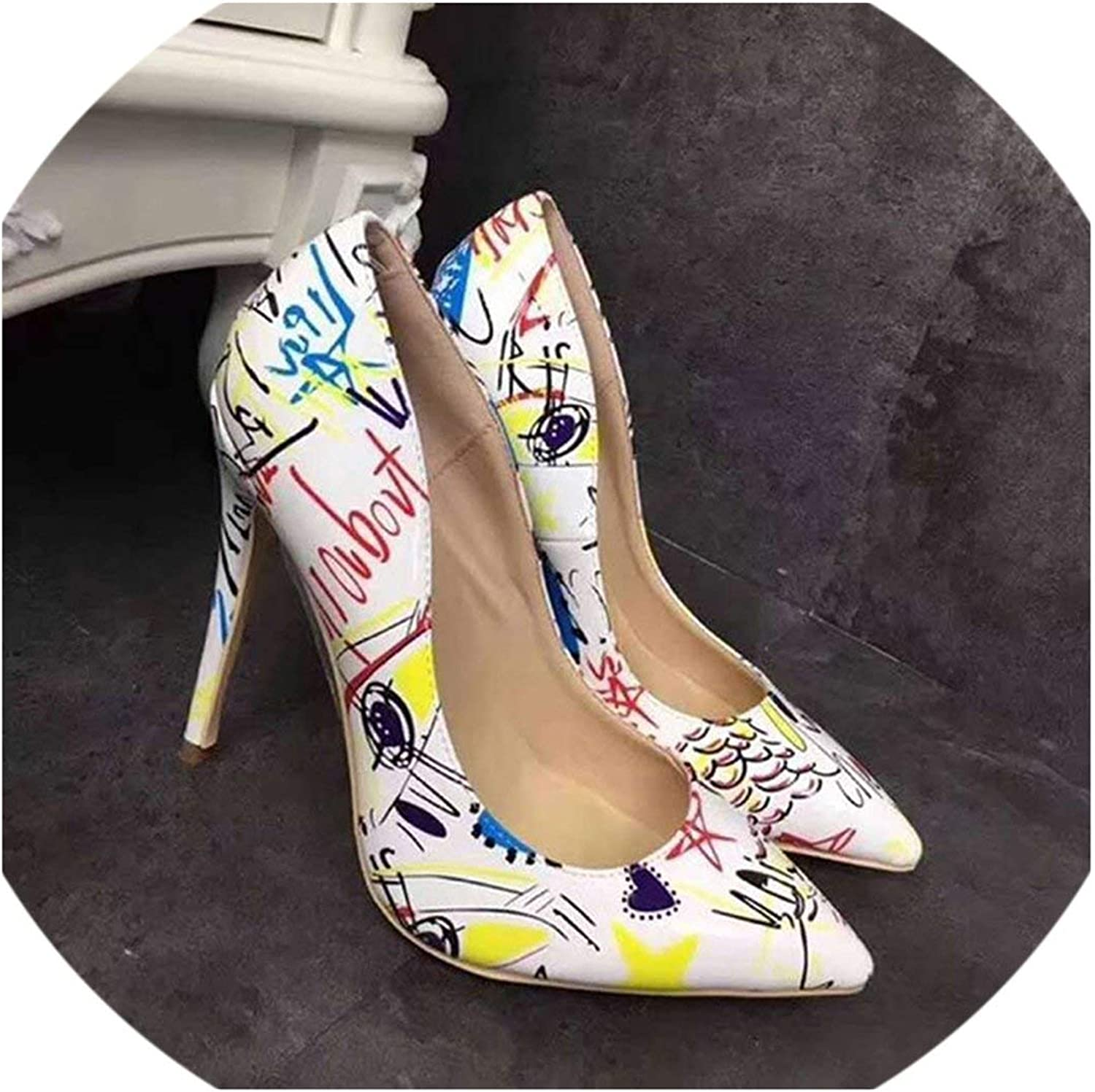shoes High Heels Sexy Pointed Toes Wedding shoes Woman Heel Office Lady Wedding Dress shoes