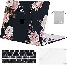 MOSISO Hülle Kompatibel mit 2020 2019 2018 MacBook Air 13 A2337 M1 A2179 A1932,Plastik..