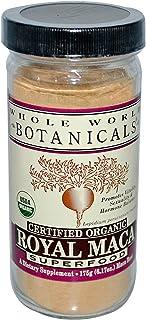 Whole World Botanicals - Royal Maca Powder Superfood - 6.17 oz.
