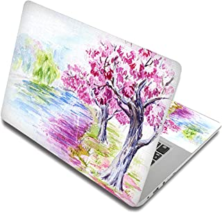 Flower Notebook Sticker Laptop Skin Computer Stickers Case For Macbook Air/Dell/Hp/Asus/Lenovo,Custom Other Size,Laptop Skin 3