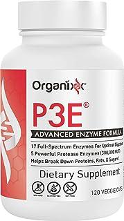 Organixx: P3E Advanced Enzyme Formula