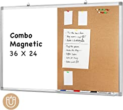 Best corkboard and whiteboard combo Reviews
