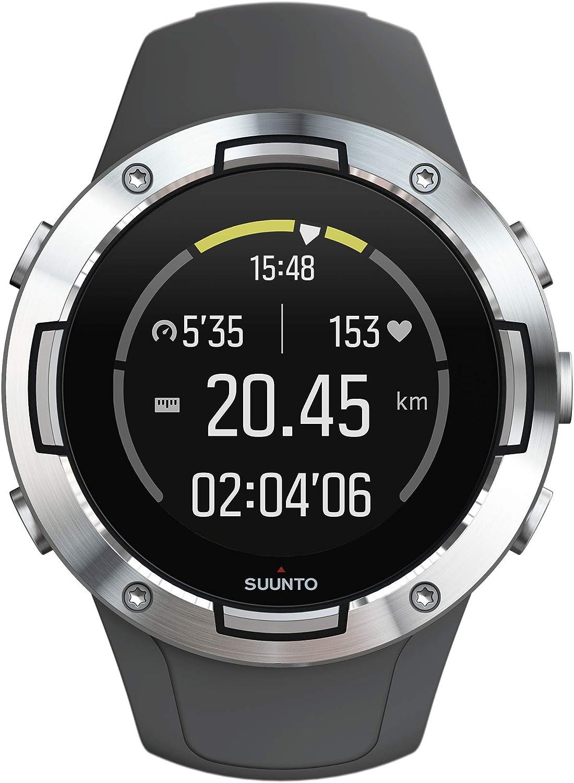 Suunto 5, Lightweight and Compact GPS Sports Watch