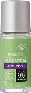 Urtekram Desodorante Cristal de Aloe Vera BIO, Roll-On, 50ml