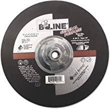 12,000 RPM Bee Line Abrasives BP-450 General Purpose Back-Up Pad 4 1//2 x 5//8