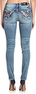 On The Rise Skinny Jeans