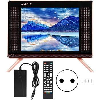 Mini TV LCD, 15 Pulgadas de Alta definición Televisión Mini ...