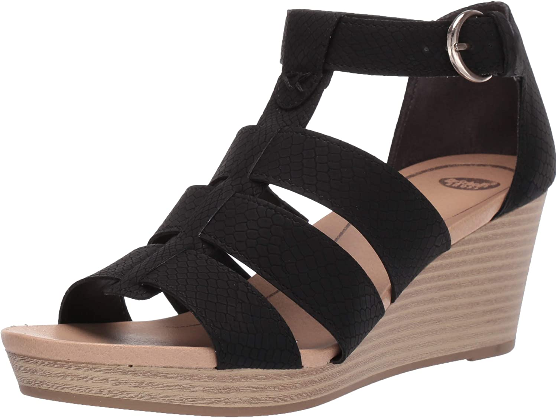 Dr. Scholl's Shoes OFFicial site Women's Wedge Sandal Long-awaited Esque