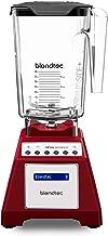 Blendtec Total Classic Original Blender - WildSide+ Jar (90 oz) - Professional-Grade Power - 6 Pre-programmed Cycles - 10-speeds - Red