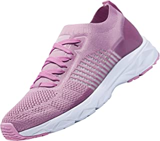 Womens Running Tennis Shoes Fashion Breathable Casual...