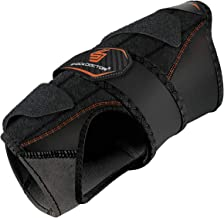 Shock Doctor Wrist Brace for Wrist Sprains, Carpal Tunnel Syndrome Pain & Hyper-Extension