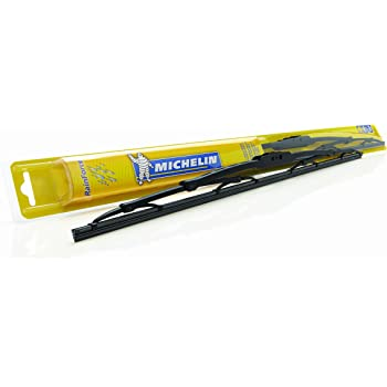"""Michelin 3711 RainForce All Weather Performance Windshield Wiper Blade, 11"""" (Pack of 1)"""