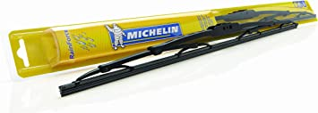 """Michelin 3716 RainForce All Weather Performance Windshield Wiper Blade, 16"""" (Pack of 1): image"""