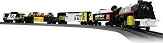 Lionel Mickey Celebration, Electric O Gauge Model Train Set, Remote with Bluetooth Compatibility, Multi