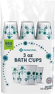 Member's Mark Bath Cup, 3 oz. (600 ct.)