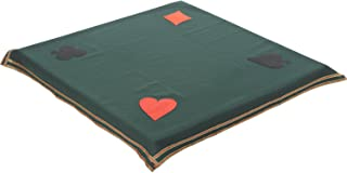 green baize card table cloth