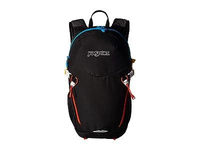 JanSport Tahoma 27 (Black/White) Backpack Bags