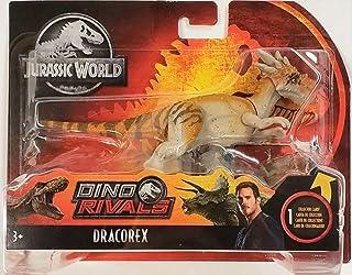 ジュラシックワールドパック 恐竜ライバルズ ドラコレックス ジュラシックパーク アクションフィギュア